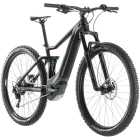 Cube Stereo Hybrid 120 HPC SL 500 E-MTB fullsuspension sort